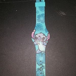 Disney stitch watch from Hot topic